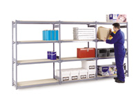 Shelving: Heavy Duty Shelving